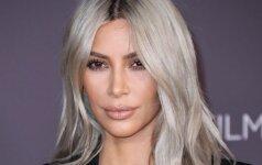 Akivaizdus fotošopas, bet Kim Kardashian ir čia rado pasiteisinimą