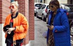 Šio sezono TOP: stilingų ir šiltų parkų tendencija