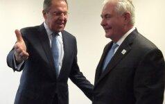 Тиллерсон: улучшению отношений США и России мешают действия Кремля в Донбассе