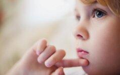 Vaikas turi nematomą draugą: psichologės patarimai tėvams