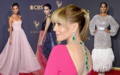 """""""Emmy"""" apdovanojimų raudonasis kilimas – drąsus ir eklektiškas"""