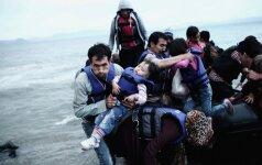 В Литву из Греции прибыли ещё 12 беженцев из Сирии