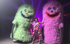 Kakė Makė pristato naują dainą ir dovaną tūkstančiui vaikų