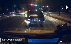 В Шяуляй суд пожалел нетрезвую женщину-водителя