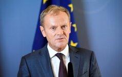 Туск: Евросоюз допускает продление санкций против России
