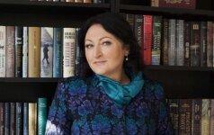 L.Varanavičienė: drįstu tvirtinti, kad lietuviškas knygų skonis lėkštėja