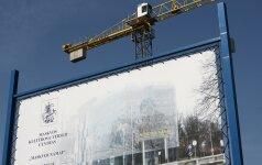 СМИ: Дом Вильнюса в Москве не нужен