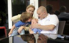 Ramūnas Vyšniauskas atvirai: šeima apsaugojo nuo depresijos