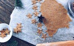 Kalėdoms - prieskoniniai sausainiai