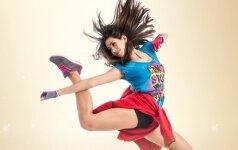 Išmok, kaip šokių ritmu dailinti kūno linijas