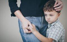 Jei abejojate, ar teisingai elgiatės su vaiku, yra vienas paprastas būdas pasitikrinti