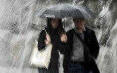 В результате ураганного ветра в Москве погибли более 10 человек