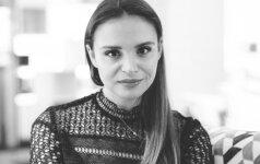 Ieva Mackevičienė – apie sunkiausią pusmetį po sūnaus gimimo