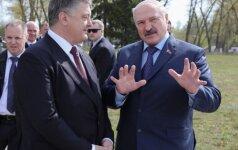 Пугало Майдана спрятано. Лукашенко и Порошенко пересеклись в зоне