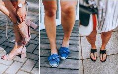 Stilingai ir praktiškai - kokius batelius rinktis 2018 vasaros sezonui