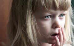 Psichologė prašo tėvų: leiskite vaikui pykti, liūdėti ir bijoti