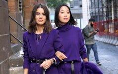 2018-ųjų spalva – ryški violetinė