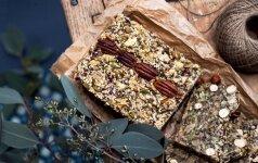 Riešutų ir sėklų duona