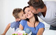 5 mamų tipai: kokia esi tu?