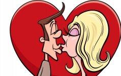 Tavo Zodiako ženklas santuokoje: privalumai ir trūkumai