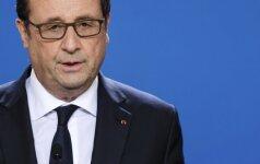 Франсуа Олланд: Ле Пен — угроза для Франции