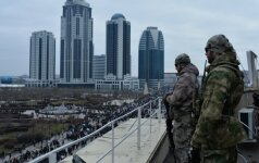 В Чечне шесть бойцов Росгвардии погибли при нападении боевиков