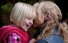 Paprastas ir nieko nekainuojantis būdas padaryti vaiką laimingesnį