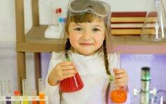 3 eksperimentai su vandeniu, kurie patiks vaikams