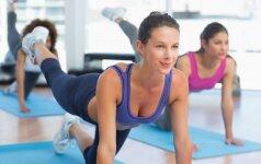 Ar galima numesti riebalų tik nuo konkrečios kūno vietos? 10 aktualiausių klausimų trenerei