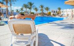 Почти половина жителей Литвы летом отдыхать не планируют