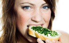 Mitybos specialistės patarimai: pusryčiai + miegas + 80/20 taisyklė