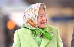 Karalienės Elizabeth II meniu – ne toks gurmaniškas, kaip būtų galima pamanyti