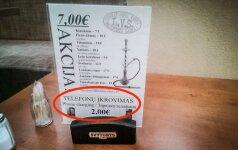 Не только туалеты: зарядка телефонов в Паланге обойдется в 2 евро