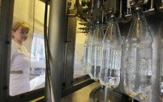 Bus sukurta depozito sistema plastiko buteliams ir metalo pakuotėms