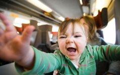 Psichologė: kodėl kai kurie vaikai neklauso tėvų