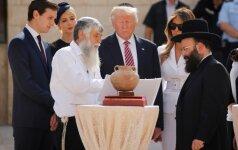 Чем в Израиле запомнится визит Трампа?
