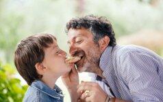 3 receptai tėčio dienai