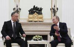 Молдова готова отменить соглашение с ЕС ради союза с Москвой
