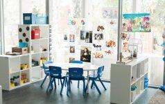 Trečiasis pedagogas – vaikus supanti aplinka
