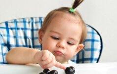 Kaip padėti vaikams pamėgti sveiką maistą