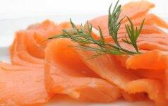 6 patiekalai su lašiša: vaikams ir ne tik