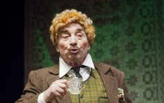 Jubiliejų švenčiantis aktorius Algirdas Pintukas: kiek ten man? Vos per trisdešimt!