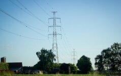 Цена на электричество сильно повысилась, была включена Lietuvos elektrine