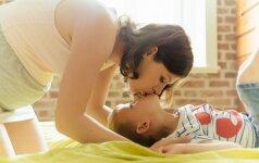 Jei tai su vaiku darysite 15 minučių prieš miegą, jis užmigs ir miegos daug geriau