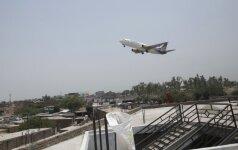 В Пакистане разбился самолет с 40 пассажирами на борту