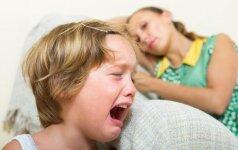 Mamos gėdijasi prisipažinti ir apie tai kalbėti, tačiau taip būna daugeliui