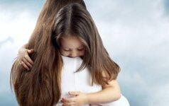 Tris vaikus praradusią šeimą aplankė stebuklas
