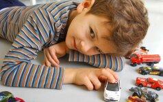Skaitytoja klausia: anyta mano vaiką pavadino autistu, ar ji teisi?