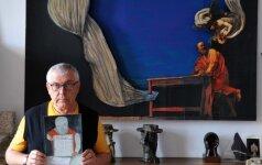 Varšuvoje gyvenantis menininkas Stasys Eidrigevičius: jau pirmos kelionės metu supratau, kad čia – kita energija