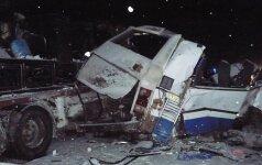 Россия: в крупном ДТП под Ханты-Мансийском погибли 11 детей
